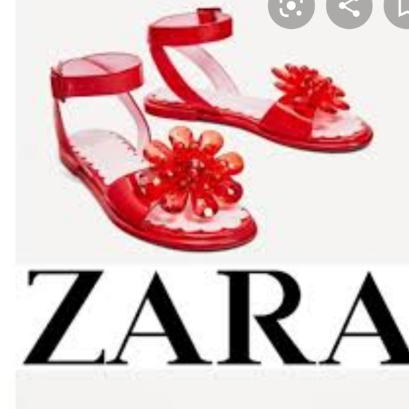 Zara Ankle Strap, Patent Leather Shoe
